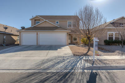 Rio Rancho Single Family Home For Sale: 2044 Ensenada Circle SE