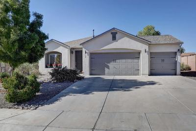 Rio Rancho Single Family Home For Sale: 129 Sugar Ridge Loop SE