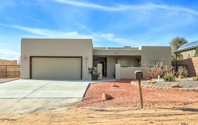 Rio Rancho Single Family Home For Sale: 2121 Contreras Road NE
