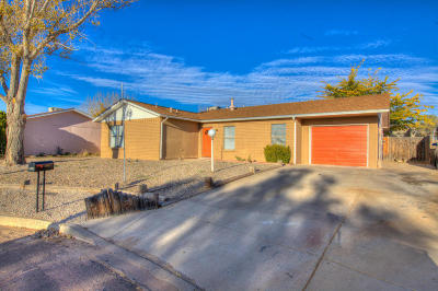 Rio Rancho Single Family Home For Sale: 1745 Procyon Court SE