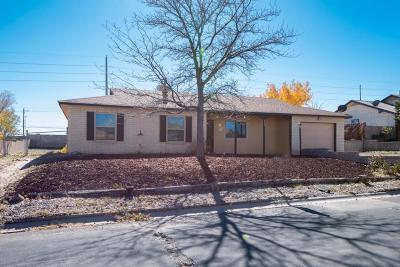 Albuquerque, Rio Rancho Single Family Home For Sale: 925 Spur Road SE #sn