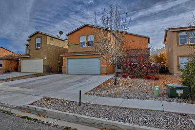 Rio Rancho Single Family Home For Sale: 1820 Mesa Grande Loop NE