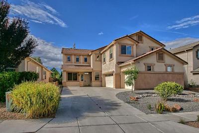 Albuquerque Single Family Home For Sale: 8808 Hampton Avenue NE