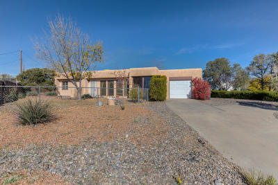 Rio Rancho Single Family Home For Sale: 3311 Sue Circle SE