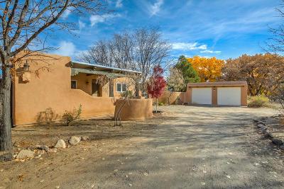 Corrales Single Family Home For Sale: 726 Meadowlark Lane