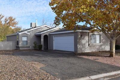 Rio Rancho Single Family Home For Sale: 1385 Lil Avenue NE
