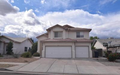 Albuquerque Single Family Home For Sale: 8131 Corte Del Viento NW