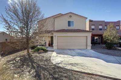 Albuquerque Single Family Home For Sale: 3840 Ophelia Avenue NW