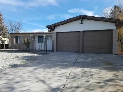 Albuquerque Single Family Home For Sale: 2500 Algodones Street NE