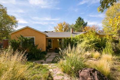 Albuquerque NM Single Family Home For Sale: $599,900