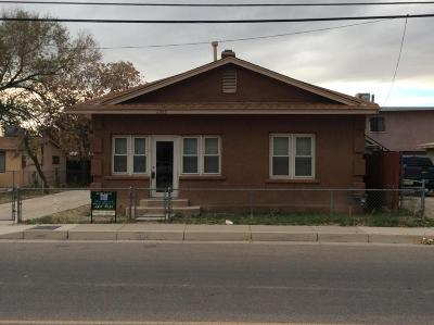 Albuquerque Single Family Home For Sale: 2005 William Street SE