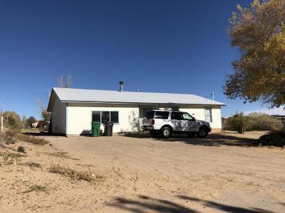 Rio Rancho Single Family Home For Sale: 505 10th Avenue NW