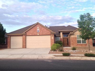 Albuquerque, Rio Rancho Single Family Home For Sale: 1922 Avenida Comunidad SE