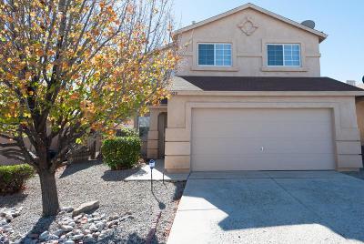 Albuquerque Single Family Home For Sale: 6020 Canis Avenue NW