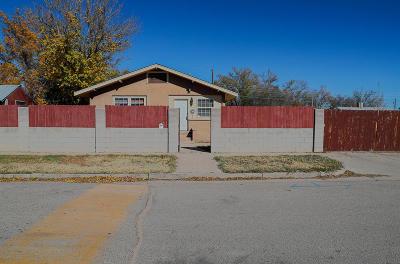 Valencia County Single Family Home For Sale: 316 Desoto Avenue