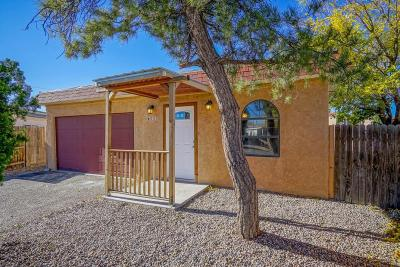 Rio Rancho Single Family Home For Sale: 909 Montana Vista Court SE