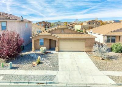 Albuquerque, Rio Rancho Single Family Home For Sale: 1611 Calle De Roja Drive SE