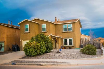Rio Rancho Single Family Home For Sale: 5714 Quay Drive NE