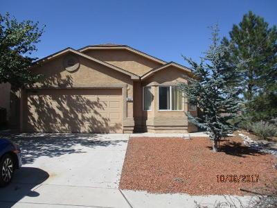 Albuquerque Single Family Home For Sale: 10027 Calle Bella NW