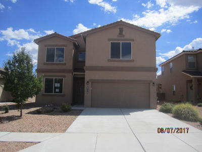 Albuquerque Single Family Home For Sale: 6554 Cliff Dwellers Road NW