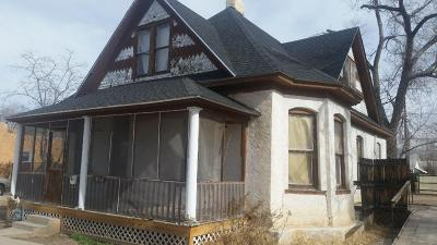 Albuquerque Single Family Home For Sale: 910 8th Street NW