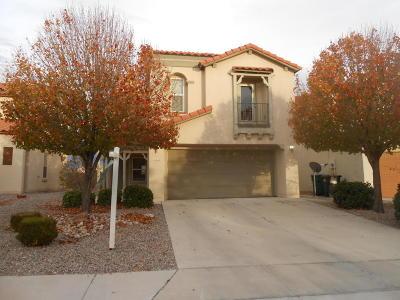 Rio Rancho Single Family Home For Sale: 3640 Clear Creek Road NE