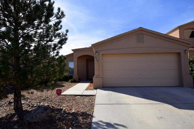 Albuquerque Single Family Home For Sale: 7012 Brindisi Place NW