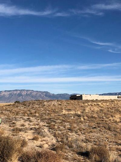 Albuquerque Residential Lots & Land For Sale: 6500 Papagayo Road NW