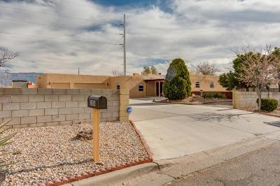 Rio Rancho Single Family Home For Sale: 1004 39th Street SE