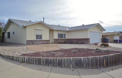 Single Family Home For Sale: 7560 Union Street NE