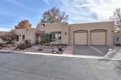 Albuquerque NM Single Family Home For Sale: $481,500