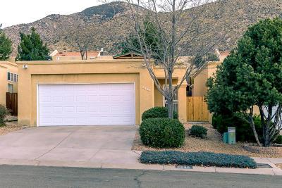 Albuquerque Single Family Home For Sale: 3640 Arboleda Senda NE
