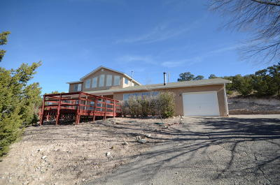 Tijeras NM Single Family Home For Sale: $259,900