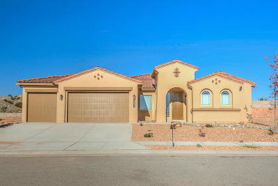 Rio Rancho Single Family Home For Sale: 5637 Pikes Peak Loop NE