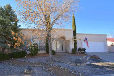 Single Family Home For Sale: 9648 Redmont Road NE