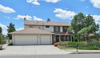 Single Family Home For Sale: 8222 Sprenger Drive NE
