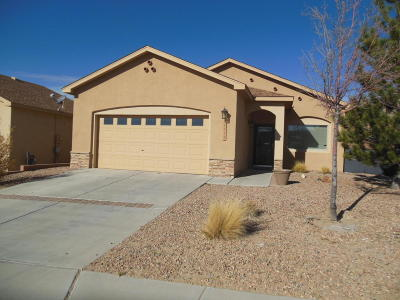 Albuquerque Single Family Home For Sale: 6255 Carmona Road NW