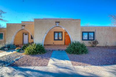 Attached For Sale: 1301 Rio Rancho Drive SE #B