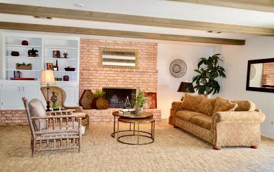 Albuquerque Single Family Home For Sale: 3017 Matador Drive NE