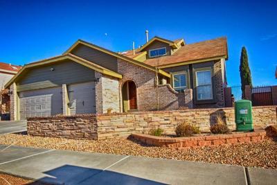 Albuquerque Single Family Home For Sale: 9212 Joe Montoya Place NW