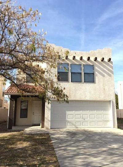 Albuquerque Single Family Home For Sale: 2805 Estrella Brillante Street NW