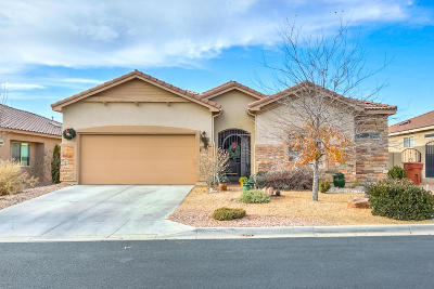 Bernalillo Single Family Home For Sale: 909 Golden Yarrow Trail