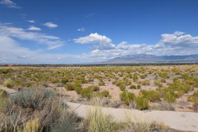 Albuquerque Residential Lots & Land For Sale: 5616 Popo Drive NW