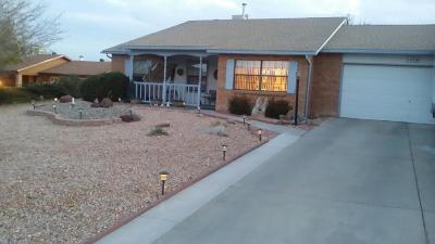 Rio Rancho Single Family Home For Sale: 1284 Baltic Avenue SE