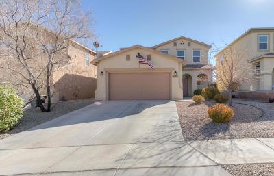 Rio Rancho Single Family Home For Sale: 3642 Buckskin Loop NE
