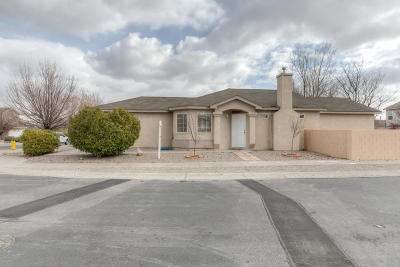 Albuquerque Single Family Home For Sale: 8520 Vista Estrella Lane SW