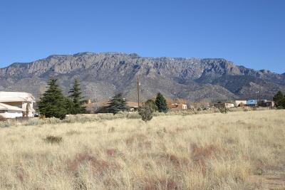 Albuquerque Residential Lots & Land For Sale: Coronado Avenue NE