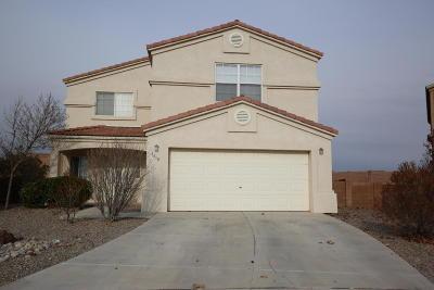Rio Rancho Single Family Home For Sale: 1419 Laguna Court NE