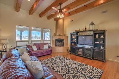 Valencia County Single Family Home For Sale: 1 Sandia Road