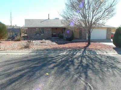 Rio Rancho Single Family Home For Sale: 4324 Quartz Drive NE
